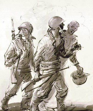 Lopez Carlos. Морские пехотинцы.