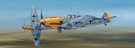 West Philip. Истребитель Messerschmitt Bf 109.