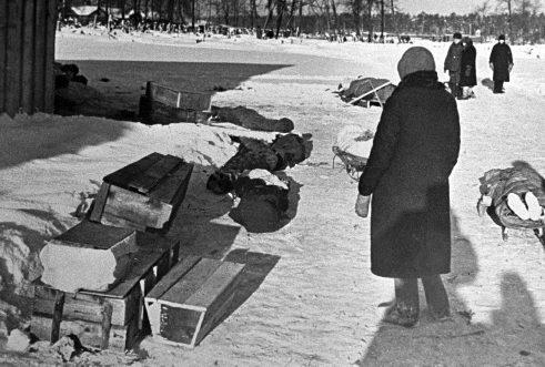 Умершие. Февраль 1943 г.