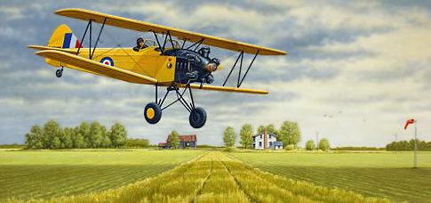 Bowley Colin. Учебные полеты.