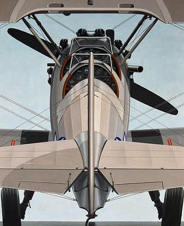 Bowley Colin. Учебный самолет РТ-17.