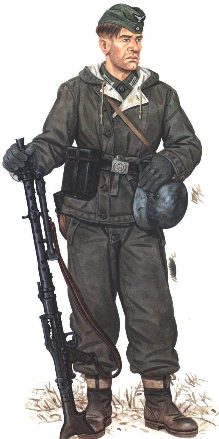 Stephen Andrew. Военнослужащие танковых войск.