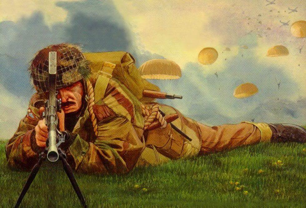 Greer Don. Воздушный десант.
