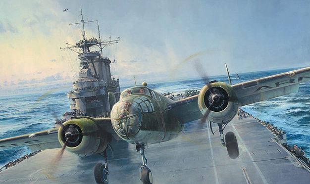 Vosburg Stan. Истребитель Р-61.