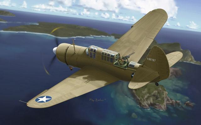 Zierfuss Filip. A-25A Shrike - многоцелевой ударный самолет.