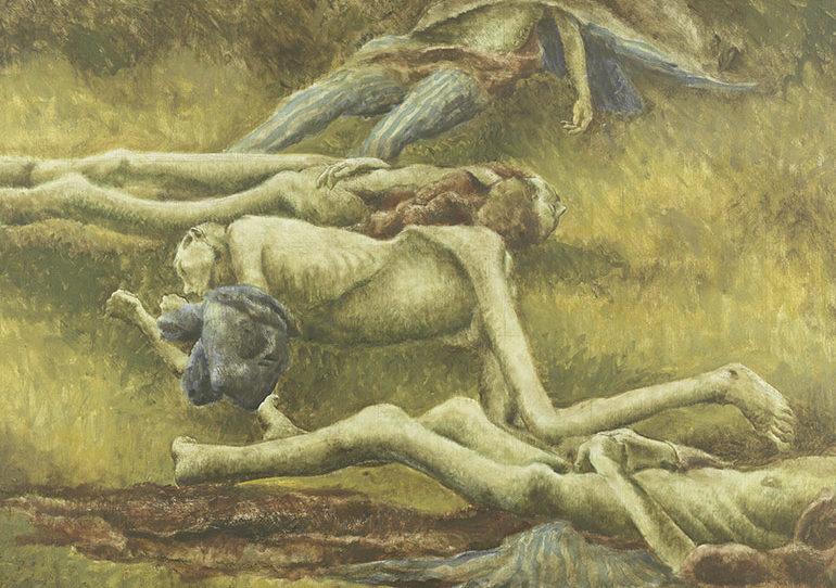 Colville Alex. Тела в траве.