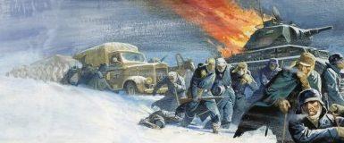 Baraldi Severino. После Сталинградской битвы.
