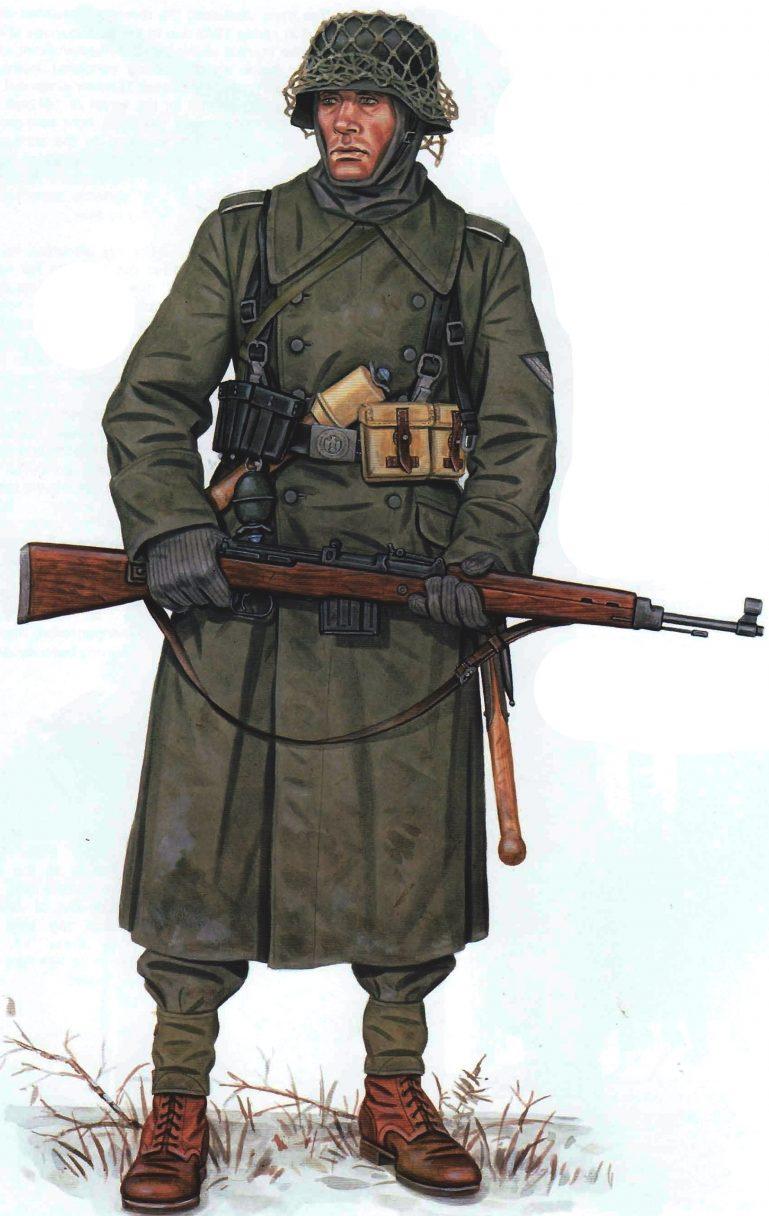 Stephen Andrew.Обер-ефрейтор.