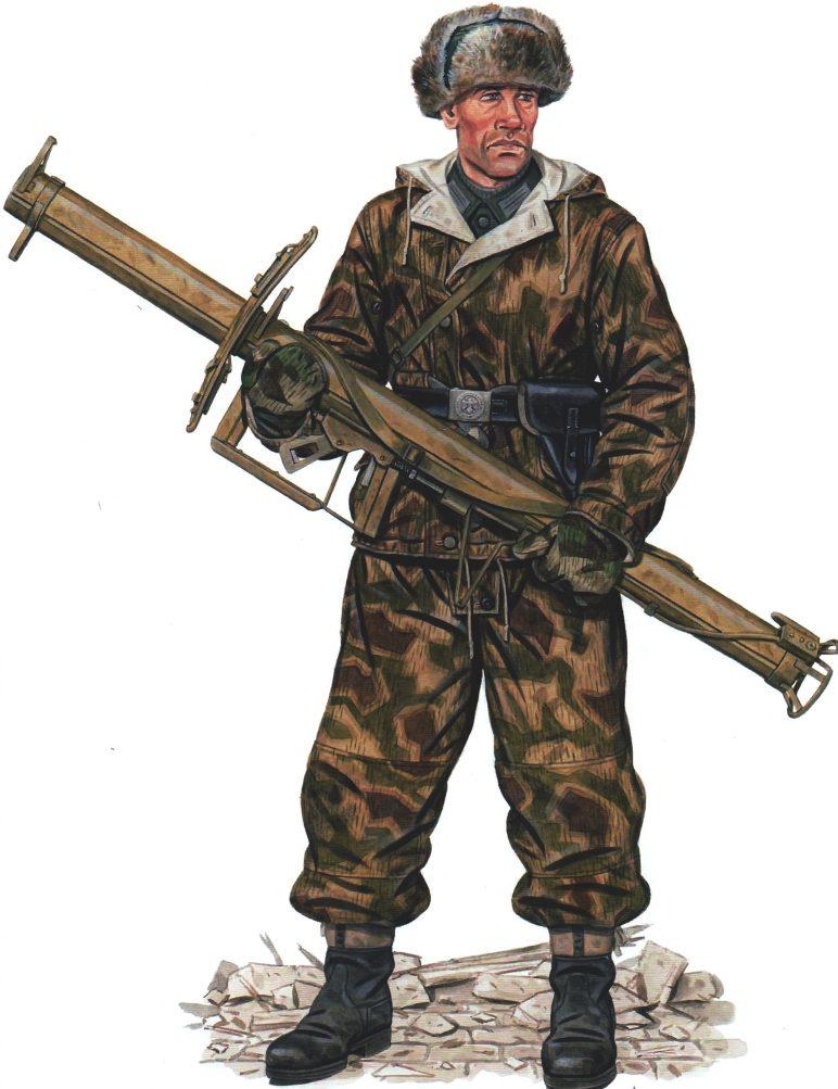 Stephen Andrew. Пехотинец.