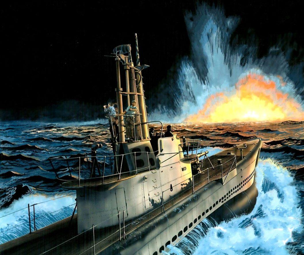 Greer Don. Подлодка Luzon SS-310.