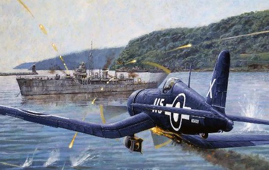 Connolly Don. Атака «Corsair».