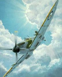Connolly Don. Истребитель Spitfire Splendor.