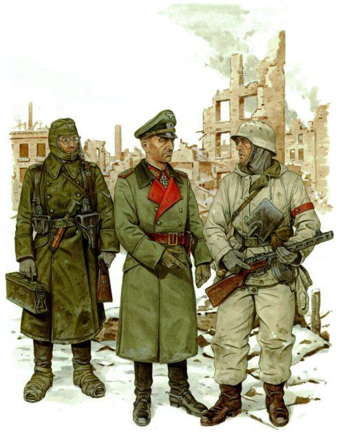 Stephen Andrew. Генерал Paulus. Сталинград.