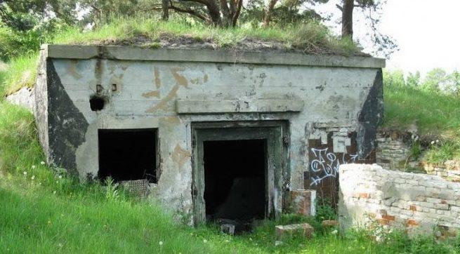 Подземное укрытие.