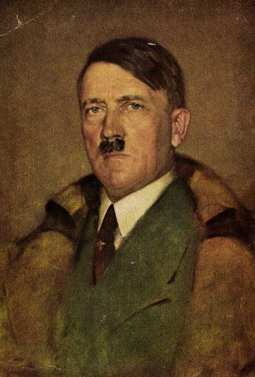 Truppe Karl. Адольф Гитлер.