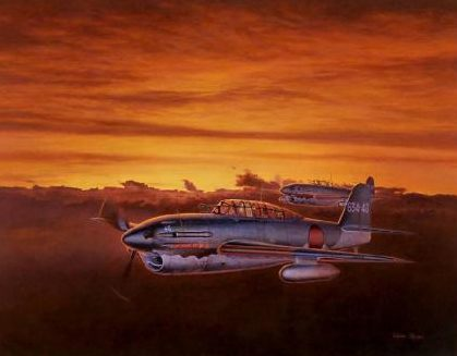Shigeo Koike. Палубный бомбардировщик Yokosuka D-4Y «Suisei».