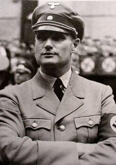 Рудольф Гесс. Заместитель фюрера.