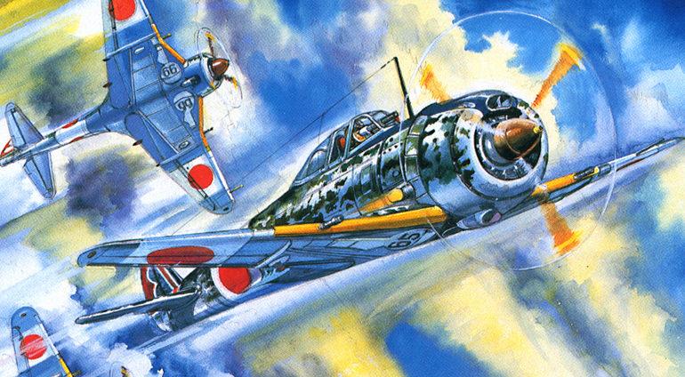 Komatsuzaki Shigeru. Истребители Nakajima Ki-44.