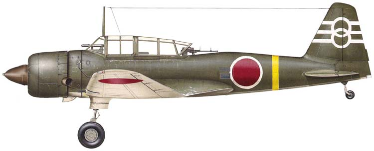 Machácek Zdenek. Штурмовик-разведчик Mitsubishi Ki-51.
