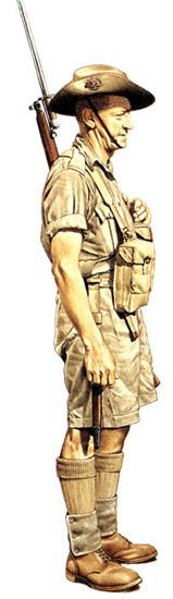 Тропическая униформа.