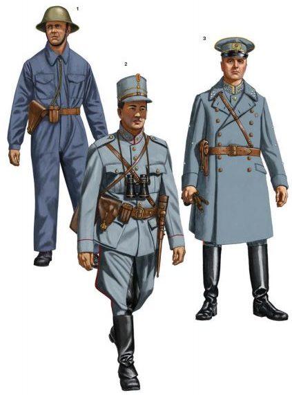 Сухопутные войска.