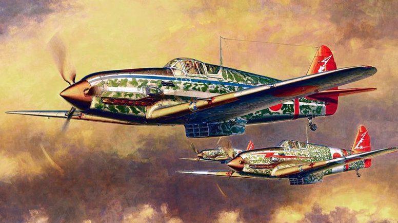 Shigeo Koike. Истребитель Kawasaki Ki-61 «Hien».