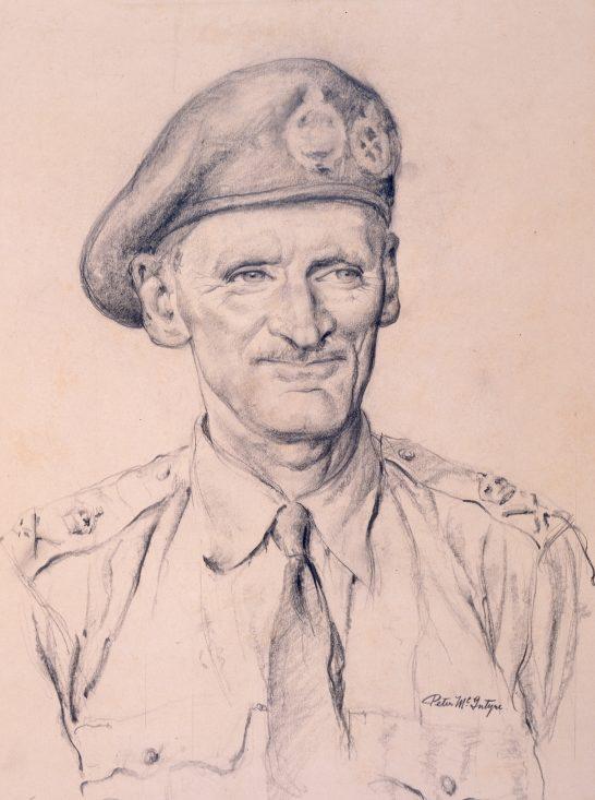 McIntyre Peter. Генерал Bernard Montgomery.
