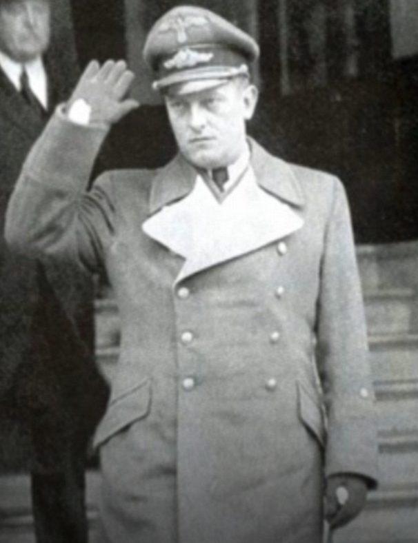 Отто Абец. Берлин. 1942 г.