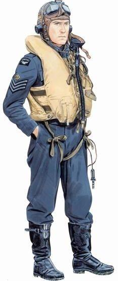 Военнослужащие ВВС.