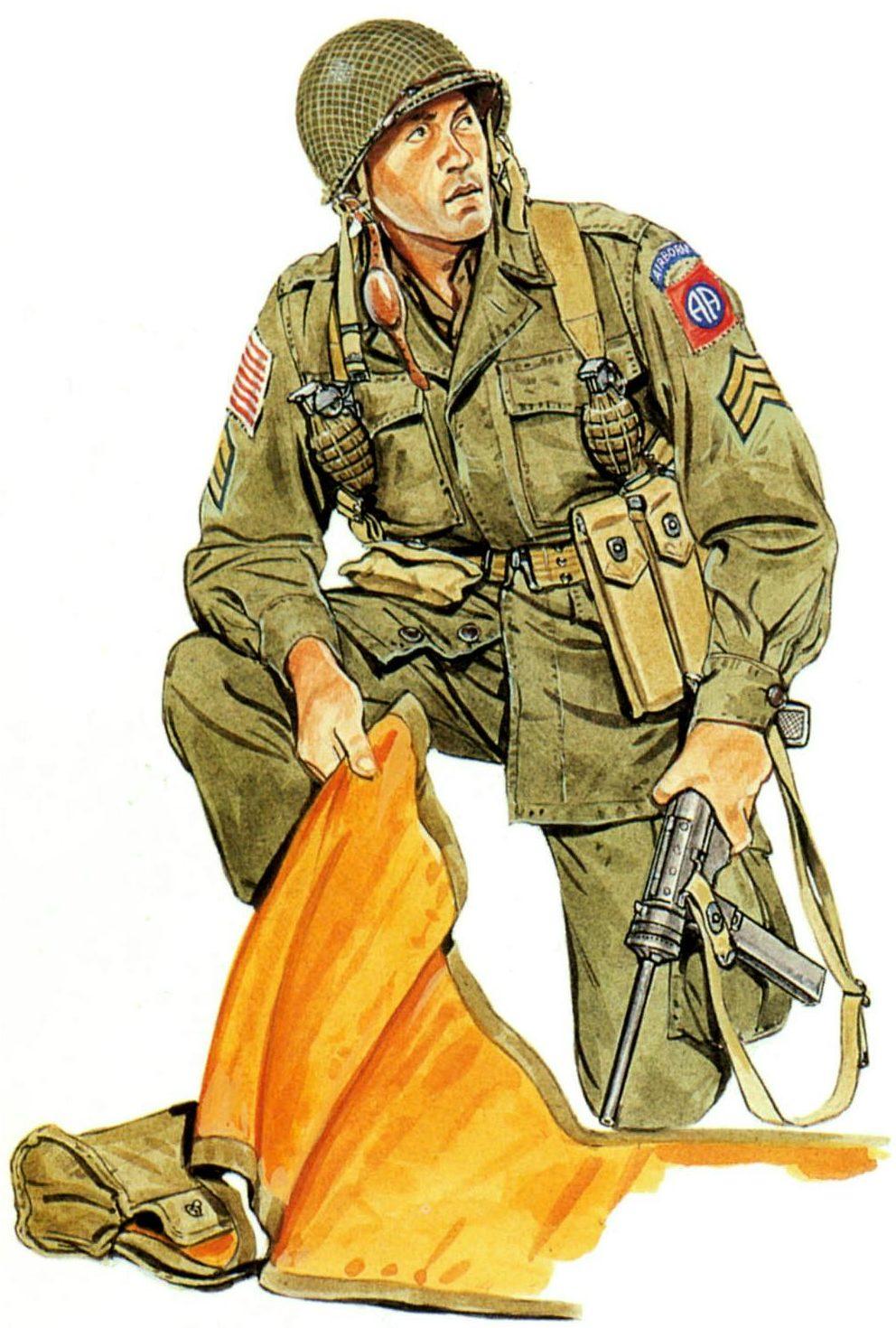 Volstad Ronald. Американские десантники.