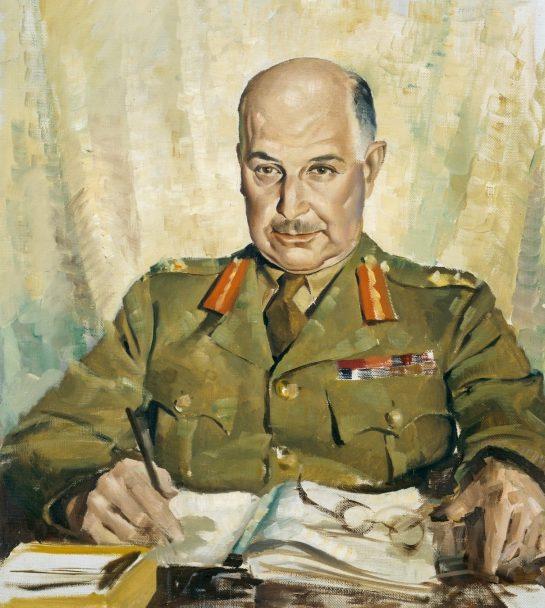 McIntyre Peter. Генерал Henry Maitland Wilson.