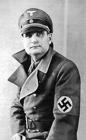 Рудольф Гесс. 1933 г.