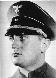 Артур Аксман. Рейхсюгендфюрер Гитлерюгенда.