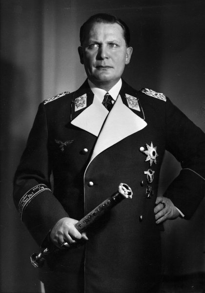 Герман Геринг. 1940 г.