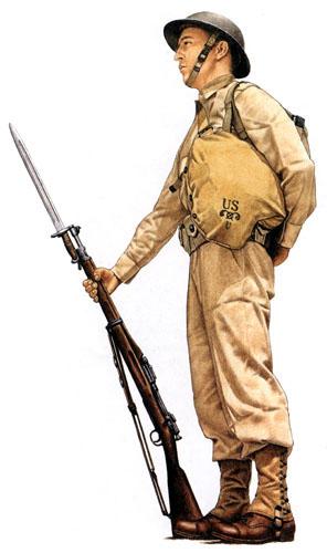 Морские пехотинцы.