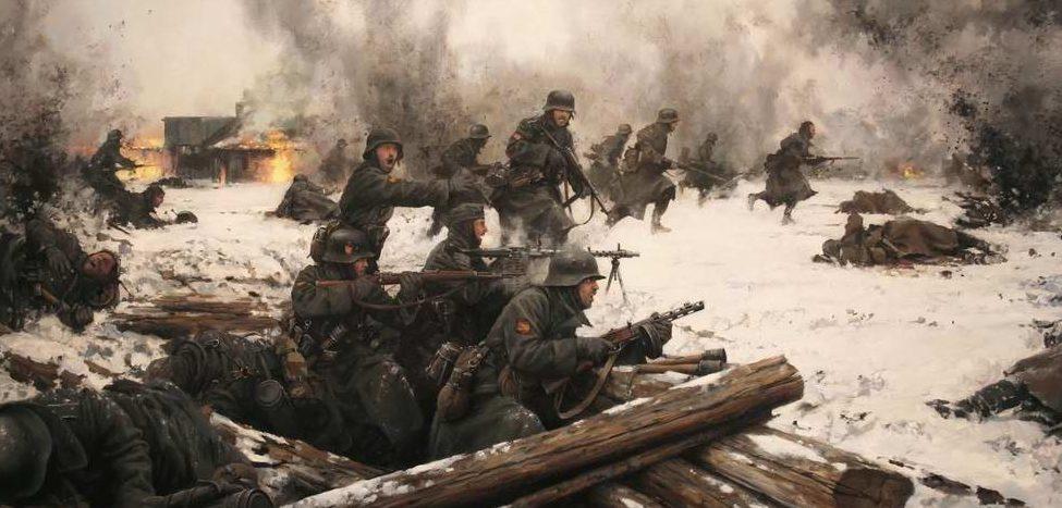 Wai Vincent. Испанская «Голубая дивизия» в бою под Ленинградом.
