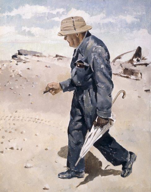 McIntyre Peter. Churchill в пустыне.
