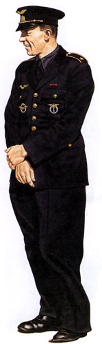 Офицер.