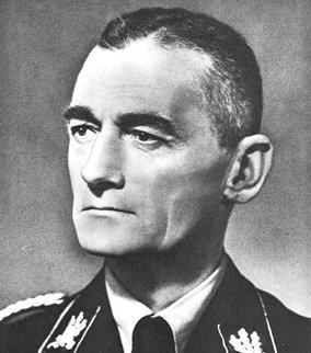 Вальтер Бух. Председатель Высшего партийного суда НСДАП.