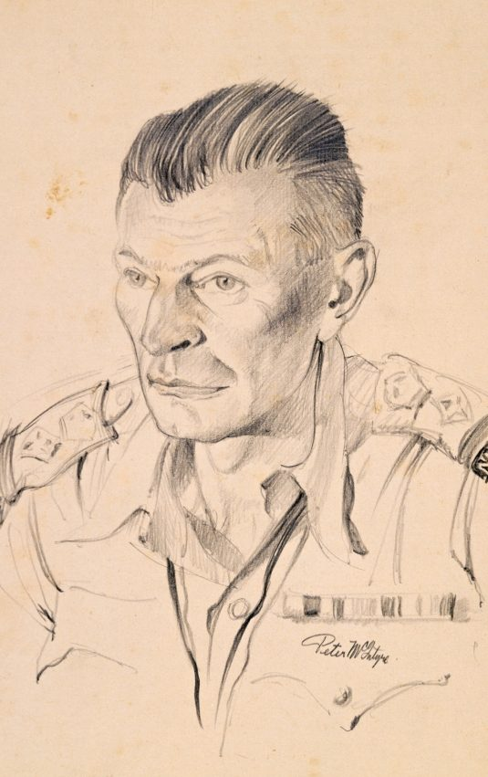 McIntyre Peter. Генерал Bishop Gerard.
