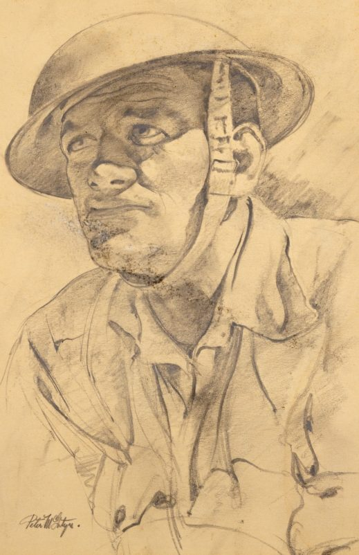 McIntyre Peter. Солдат.