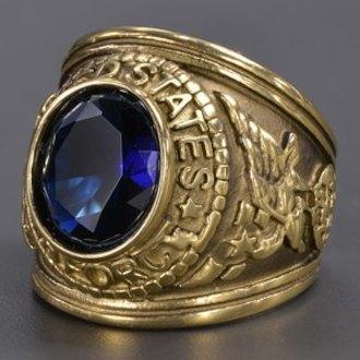 Кольцо выпускника колледжа ВВС.
