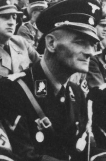 Вальтер Бух. 1943 г.