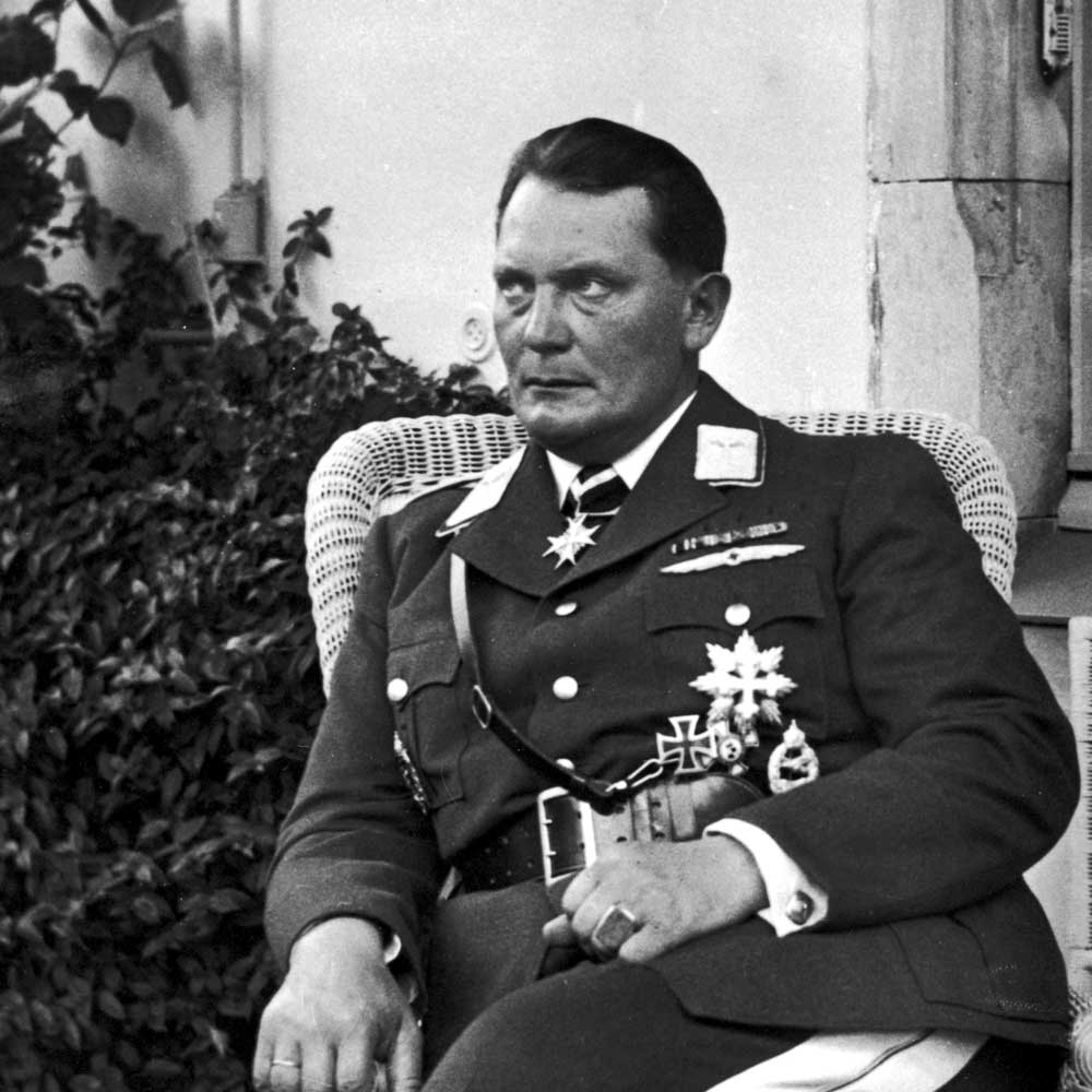 Герман Геринг. Рейхсмаршал.