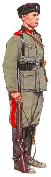 Казаки на службе Вермахта.