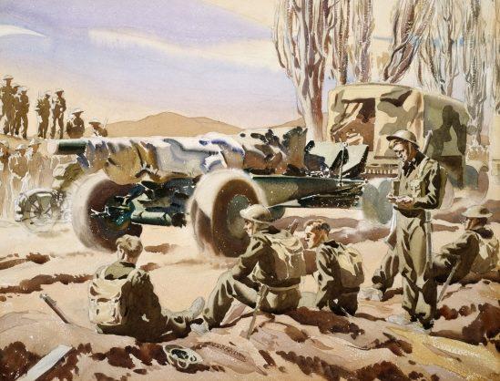 Clark Russell. Артиллеристы.