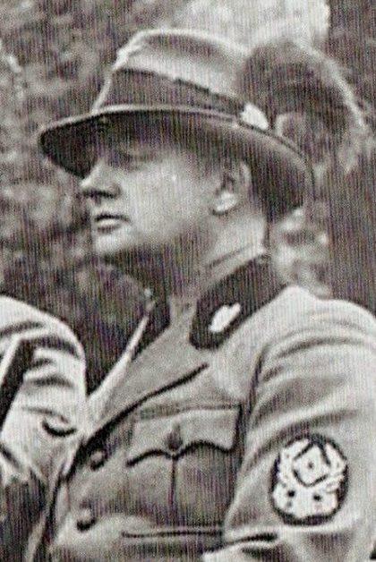 Фридрих Альперс. Генерал-лесничий.