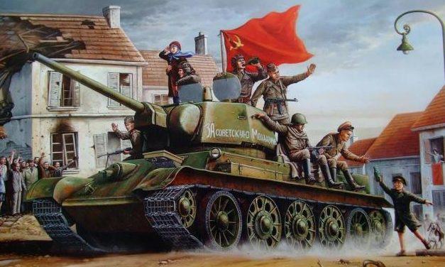 Wai Vincent. Танк Т-34-76 обр. 1943 г.