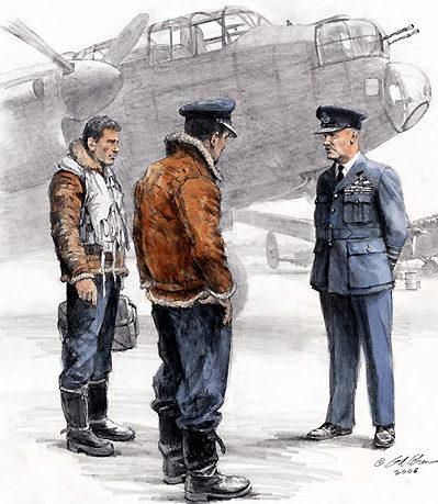Пилоты.