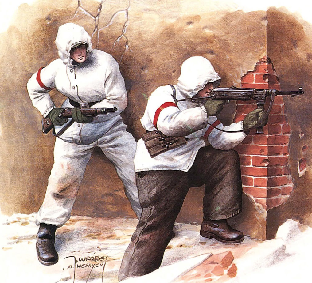 Wrobel Jaroslaw. Сталинград 1942 г.